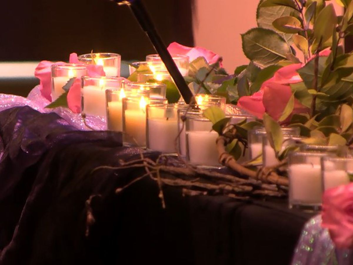 Family members of crime victims seek path to healing with annual ceremony