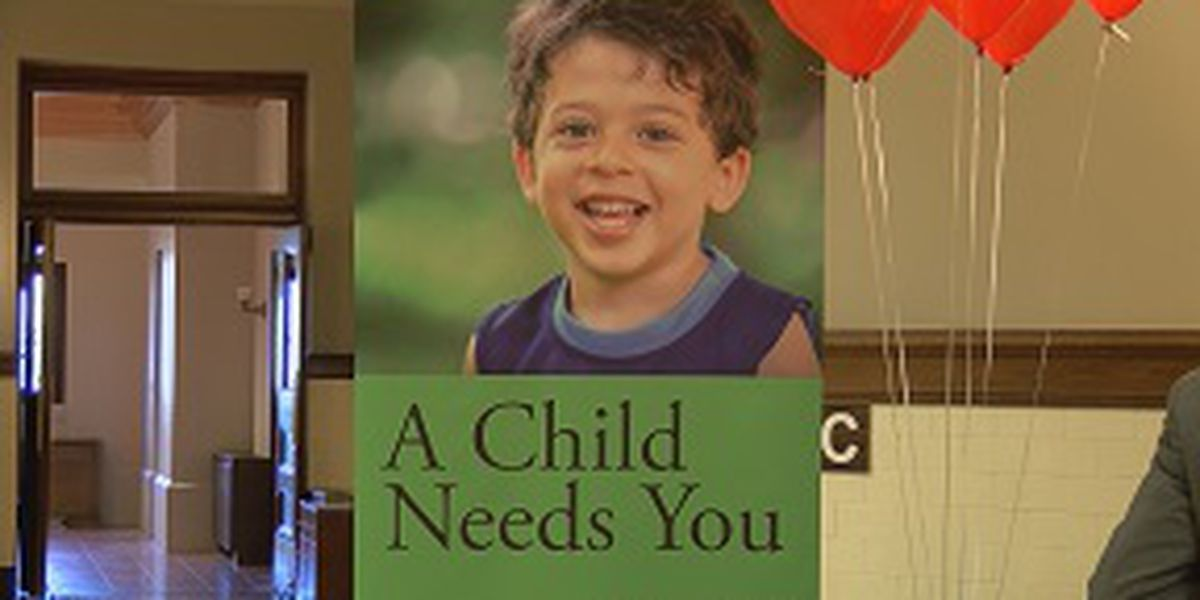 Heart Gallery brings attention to children waiting to be adopted
