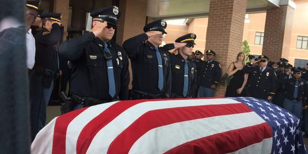 Officer Deen remembered for service, humor, devotion to family