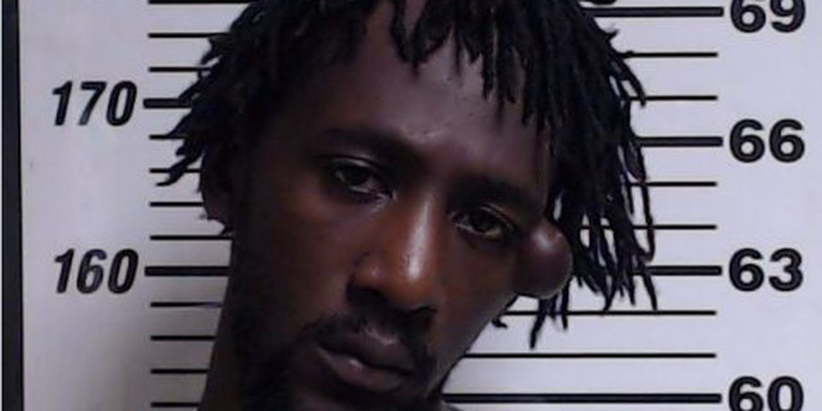 Man arrested for armed robbery in Gulfport neighborhood