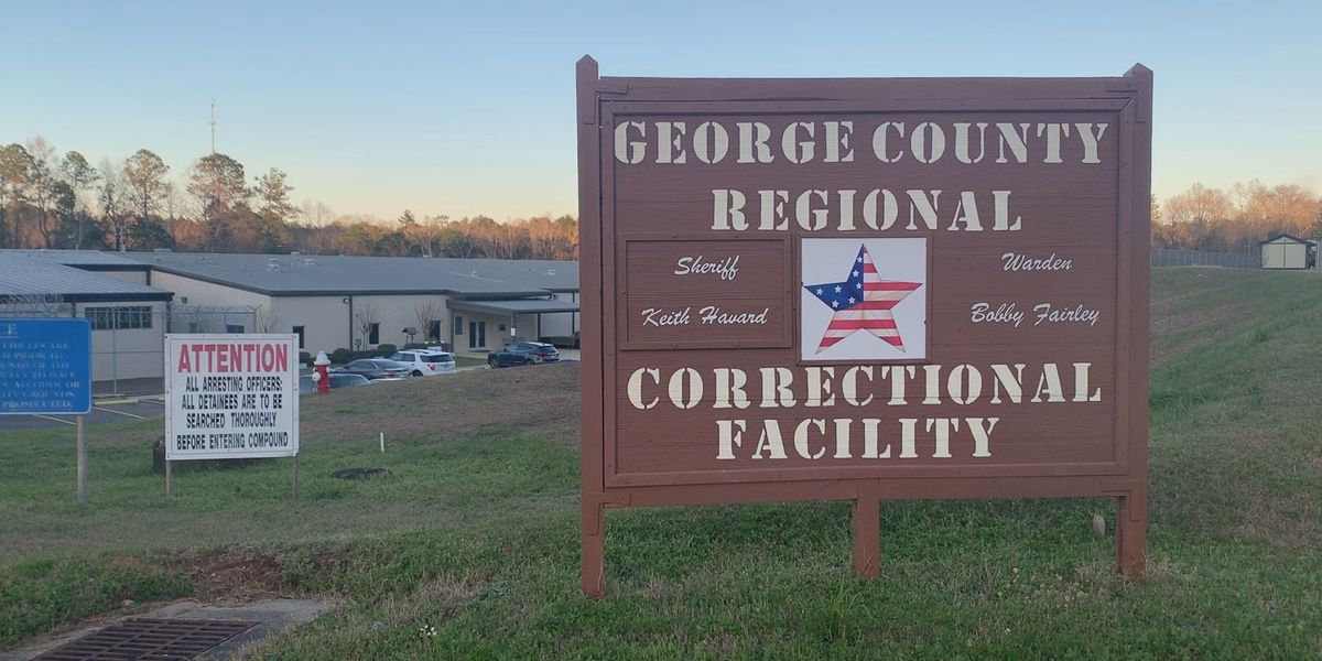 George County prison trying to ease burden of staffing shortage