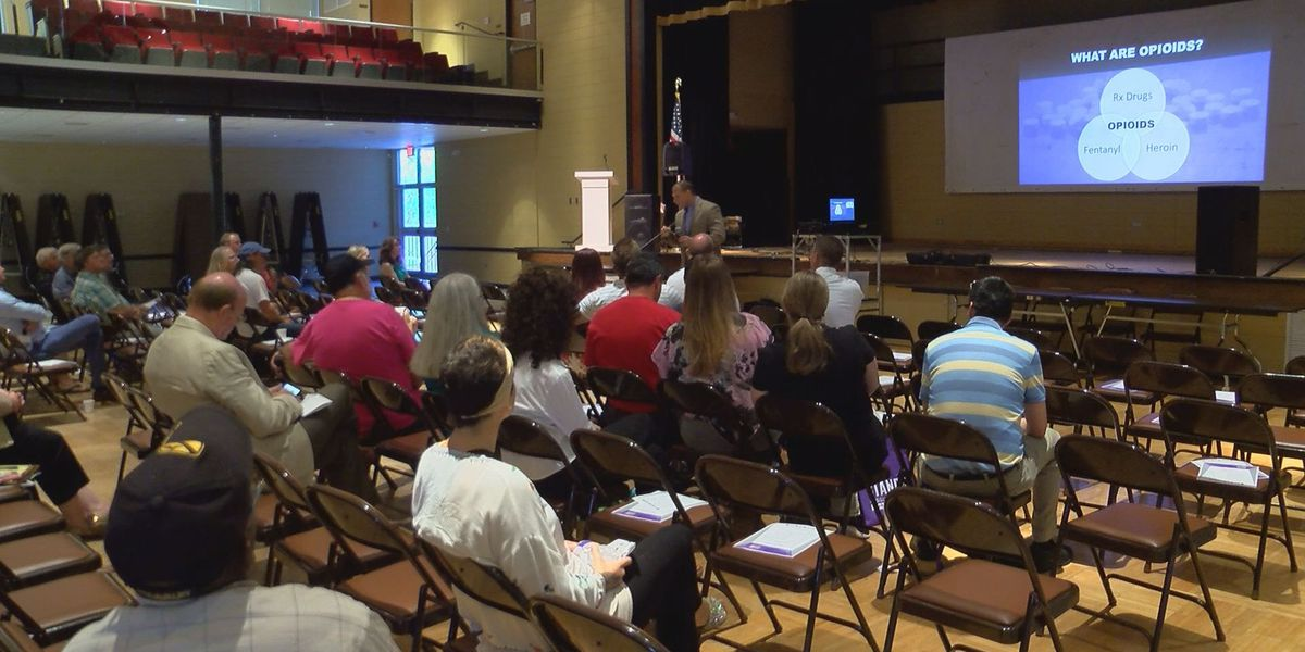 Town hall aims to educate, find solutions to MS opioid epidemic