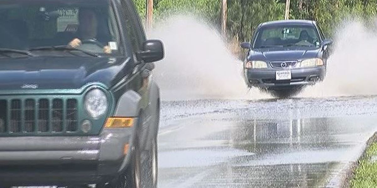 Flooding from heavy rain closes problematic 28th Street in Long Beach
