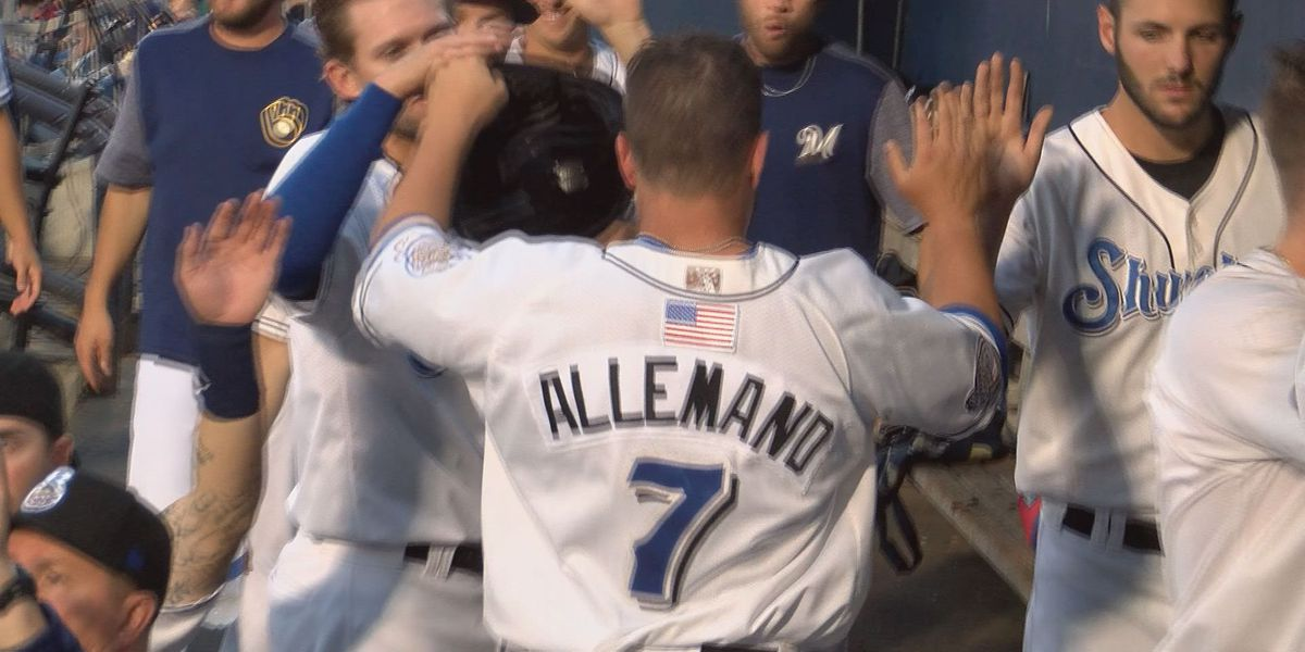 Shuckers rally to beat William Carey 9-4 in charity exhibition opener