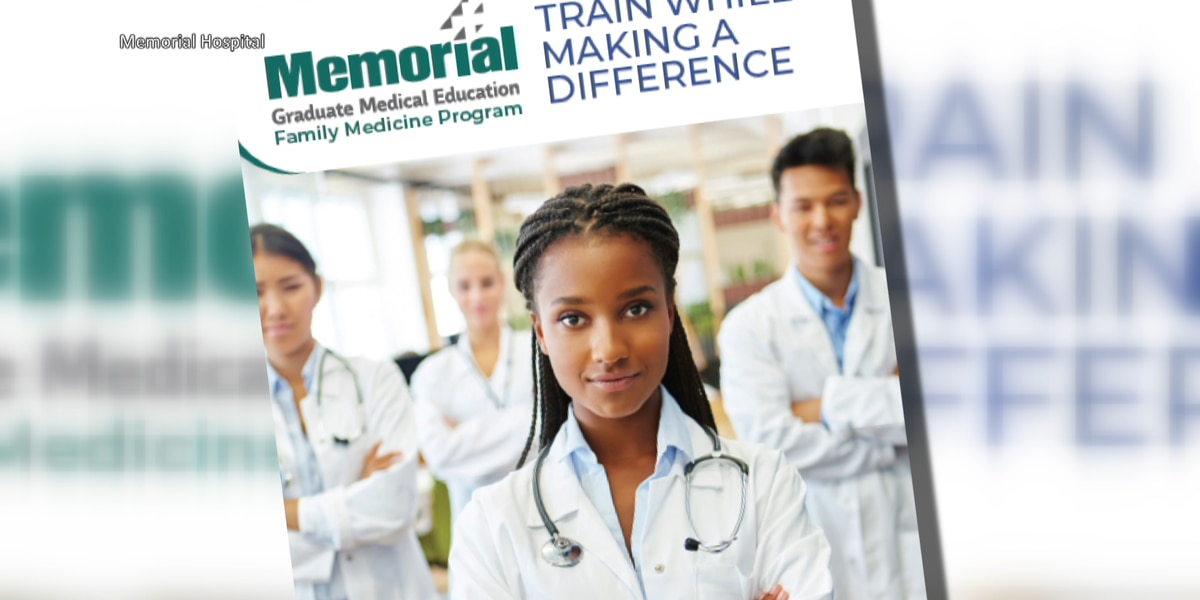 Memorial Hospital set to offer residency program for medical school graduates