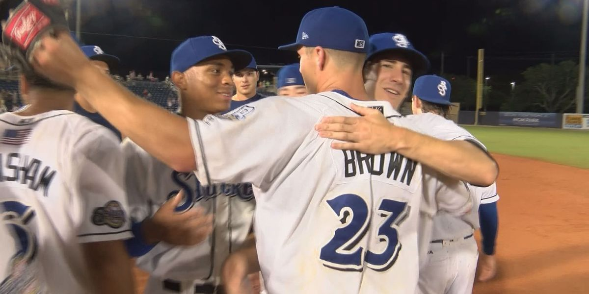 Zack Brown: leading the Southern League, leading the way for Biloxi