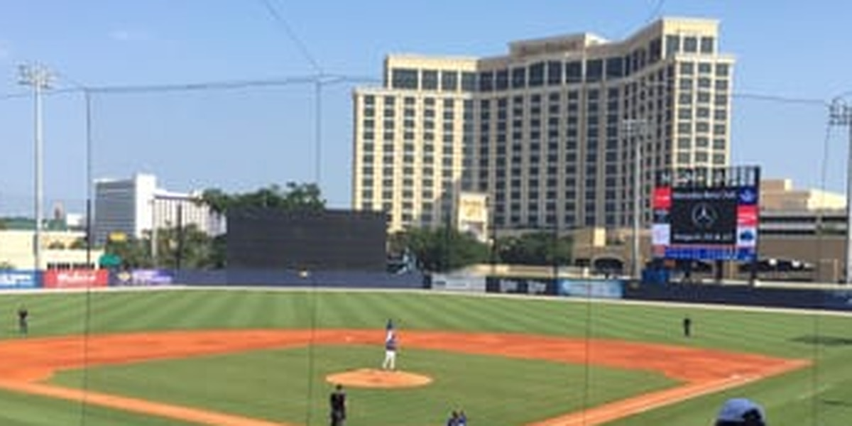 MGM Park to host a college baseball doubleheader on Wednesday featuring MS State