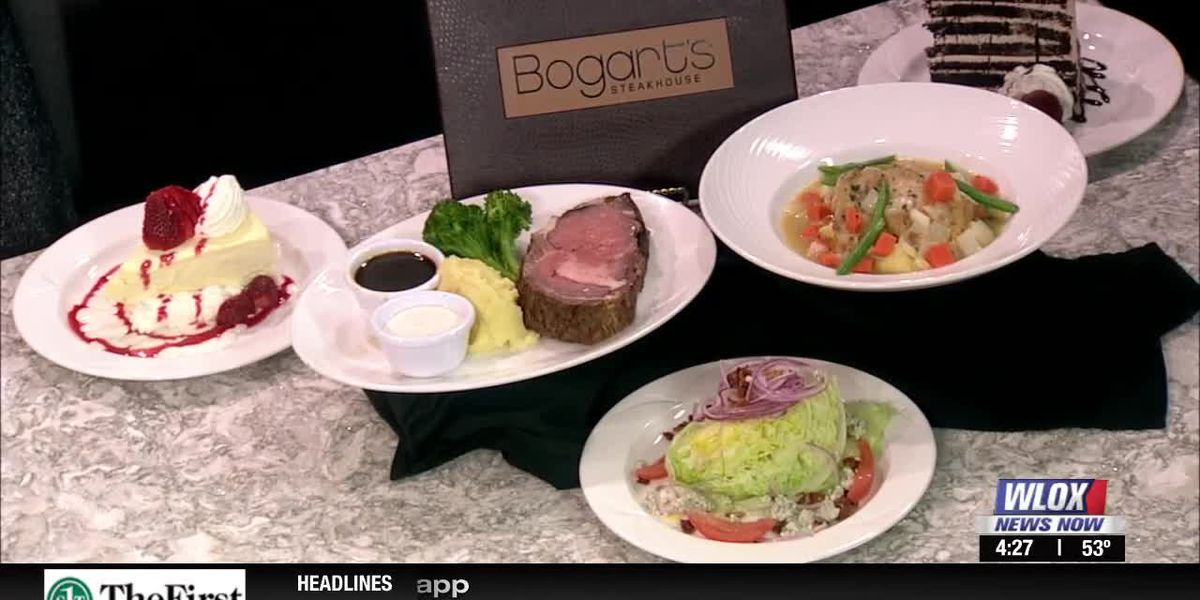 In the Kitchen with Bogart's at Hollywood Casino
