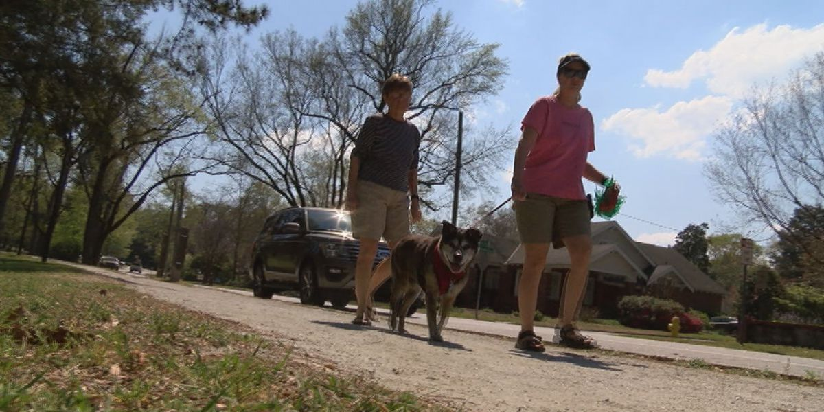 Mississippians beat coronavirus blues with fresh air, workout