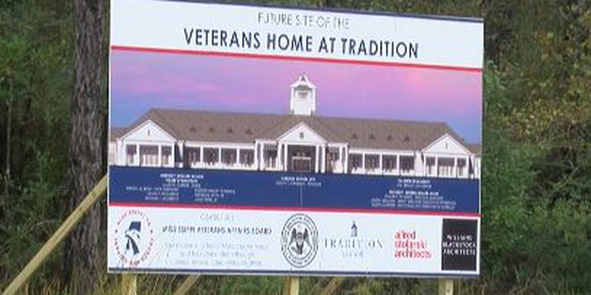 Proposed legislation would help Coast veterans home continue with construction