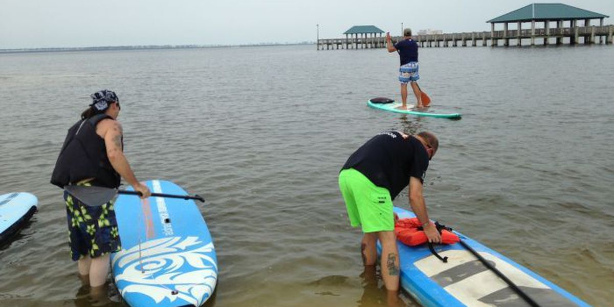 Wounded warriors treated to a day of fun in the sun