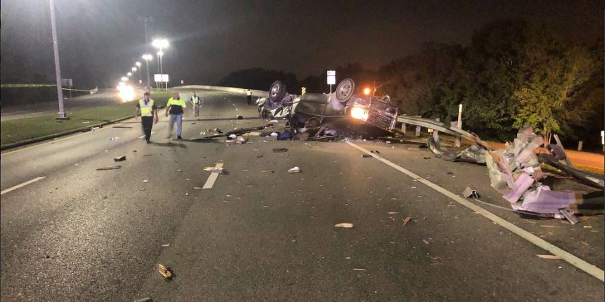Two killed in Hwy 90 accident in Ocean Springs