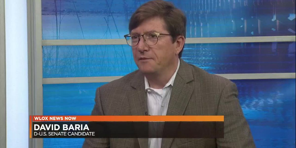 State Rep. David Baria on WLOX News This Week