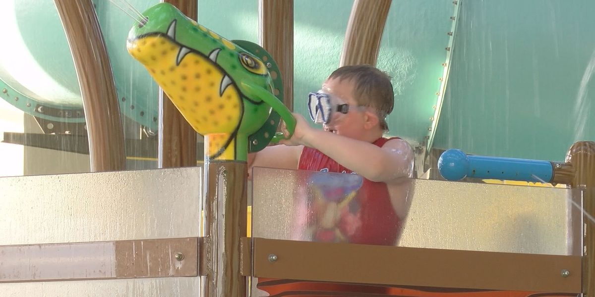 Day of fun for children and families with autism