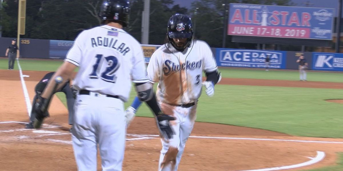 Minor League Baseball delays start of Biloxi Shuckers 2020 season