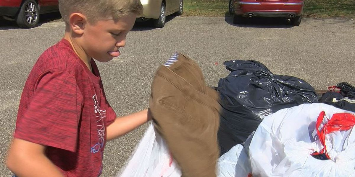 Bayou View Middle School learns life lesson with homeless project