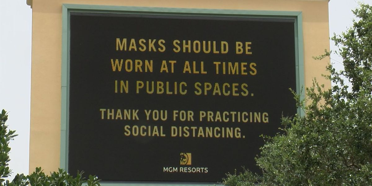 Masks, social distancing still required in Mississippi casinos, says gaming commission