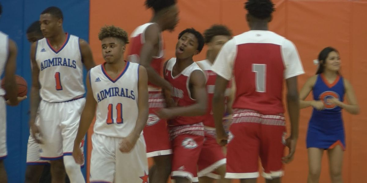 Biloxi steals huge road win against rival Gulfport, winning 65-57