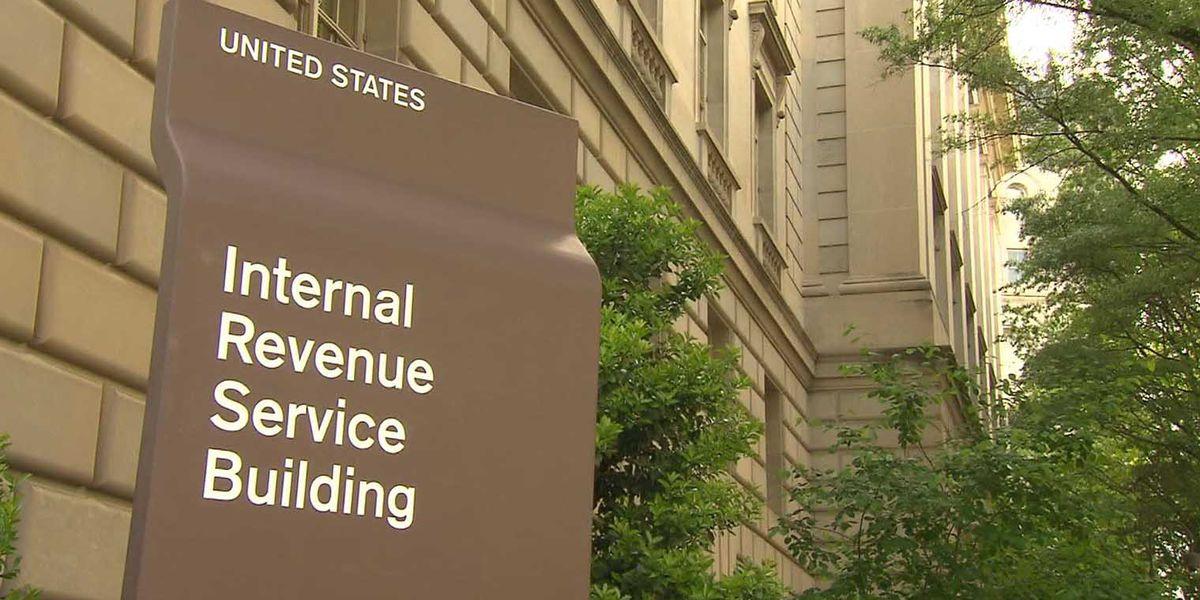 Average tax refund down 8 percent so far this season