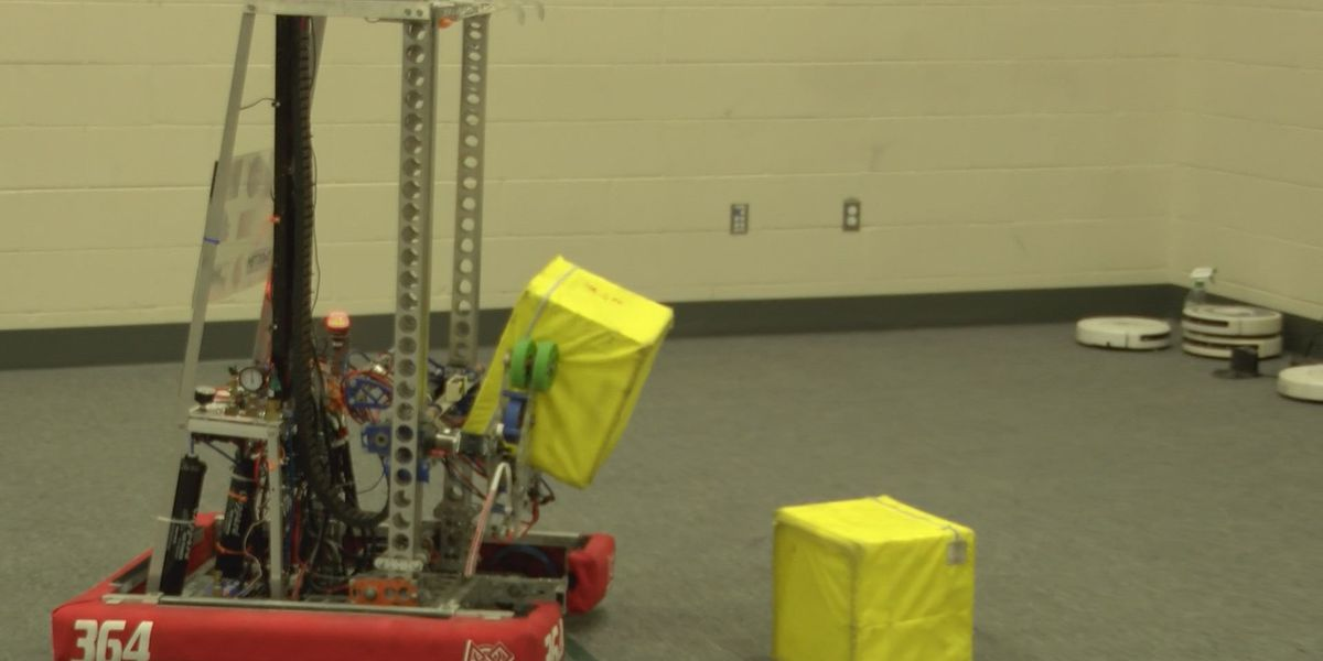 Government shutdown forces 2019 FIRST Robotics Competition to begin in new location