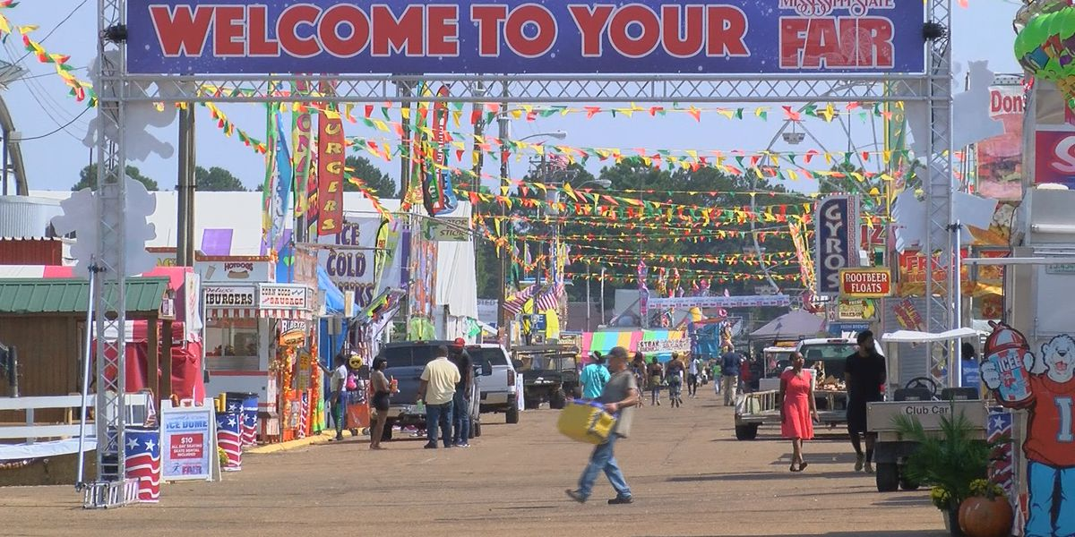 Masks 'a personal choice' for Mississippi State Fair
