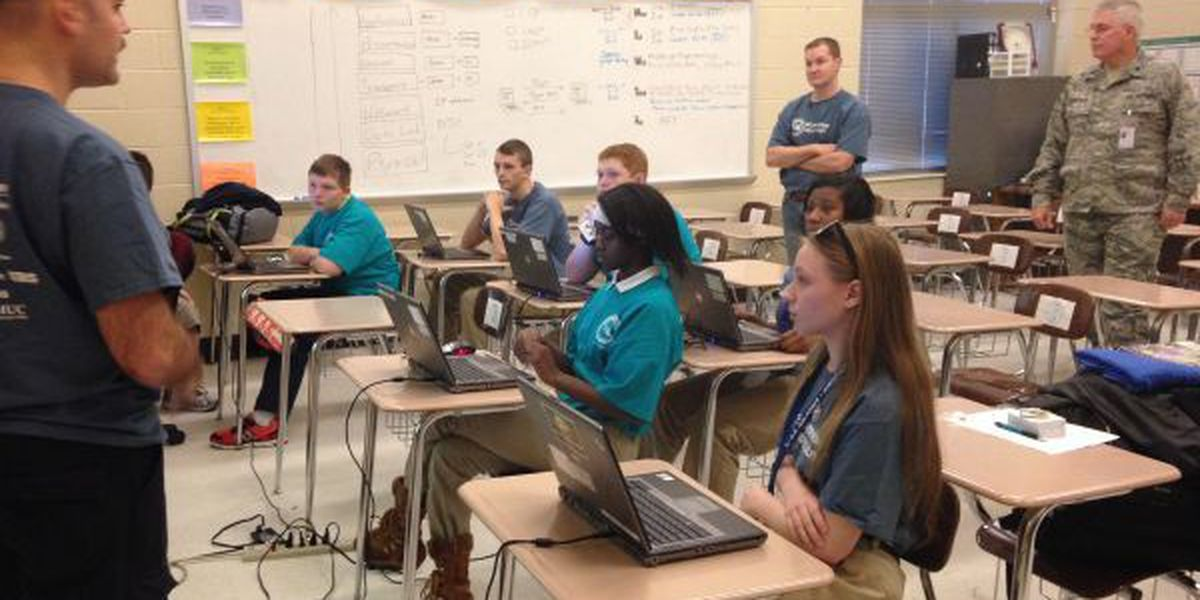 Jackson Co. students win top honors in cyber security competition