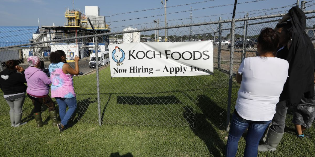 Koch Foods holding job fair following Mississippi ICE raids