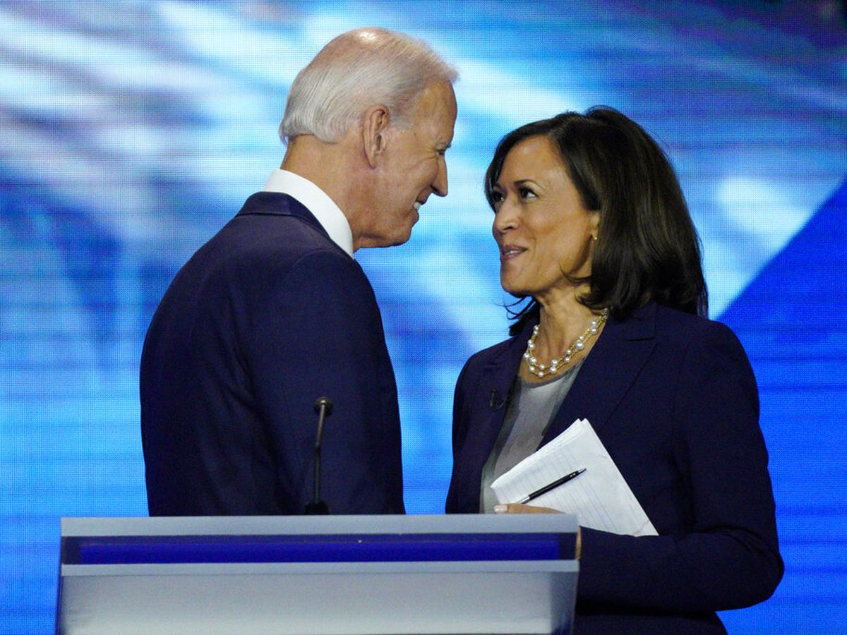 Biden, Harris to make unusual campaign debut in virus era