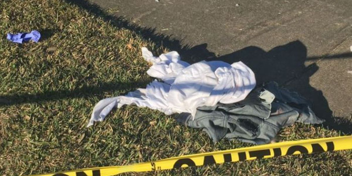 Two shot dead at Pass Christian parade identified