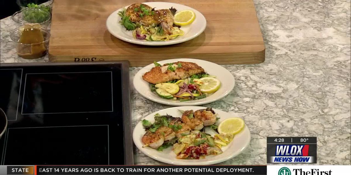 Salute partners with Oschner Hospital for menu of healthy meals