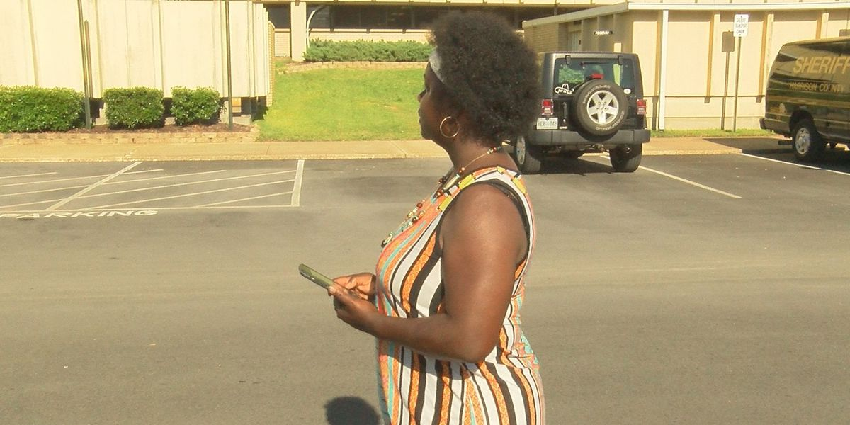 Woman who posted viral video of now-fired deputy speaks out