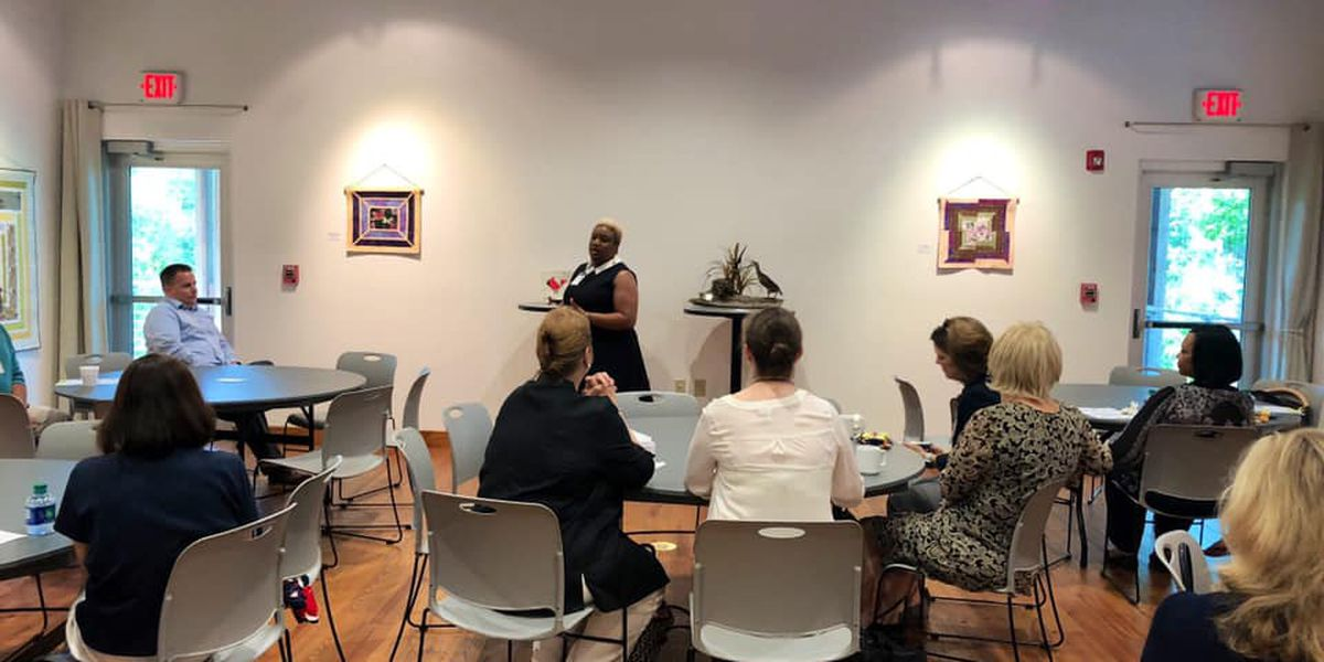 Moss Point talks business at Jackson County Chamber of Commerce breakfast