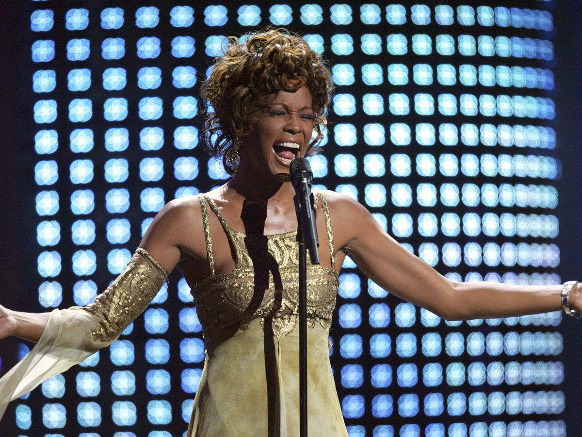Whitney Houston hologram tour set to begin