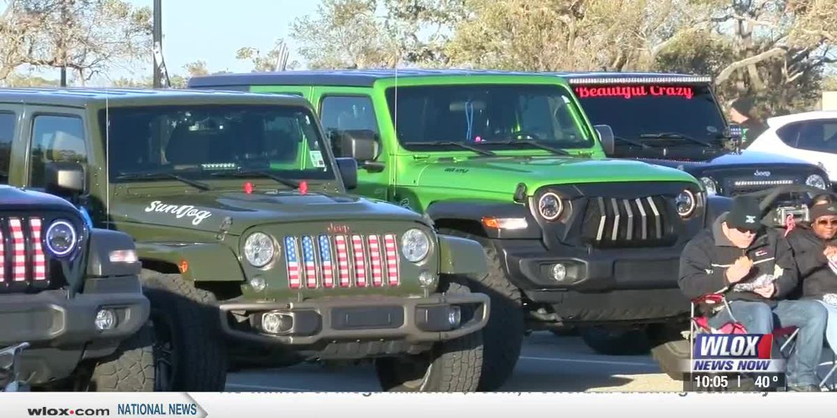 Jeepers host event to raise awareness to prevent suicide among veterans