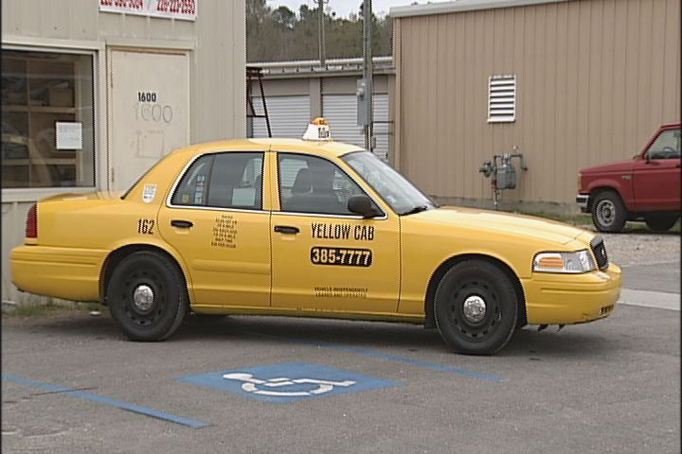Cab company offers free rides on New Year's Eve