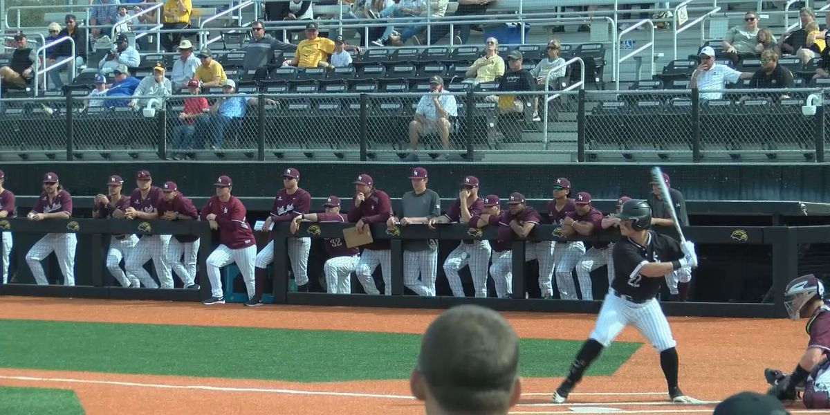 Southern Miss falls Sunday in series finale to Little Rock 5-1
