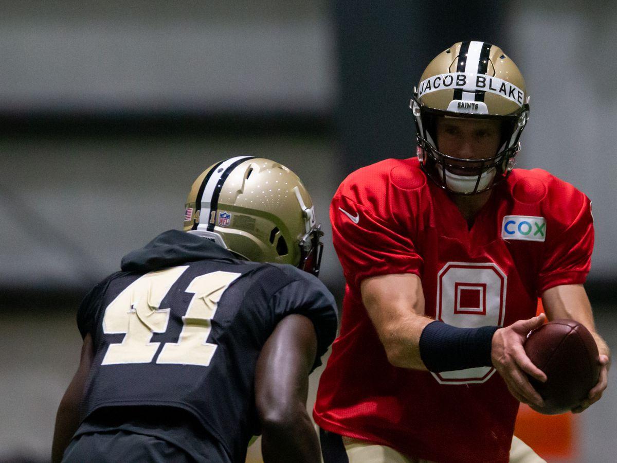 Brees versus Brady Sunday in NOLA