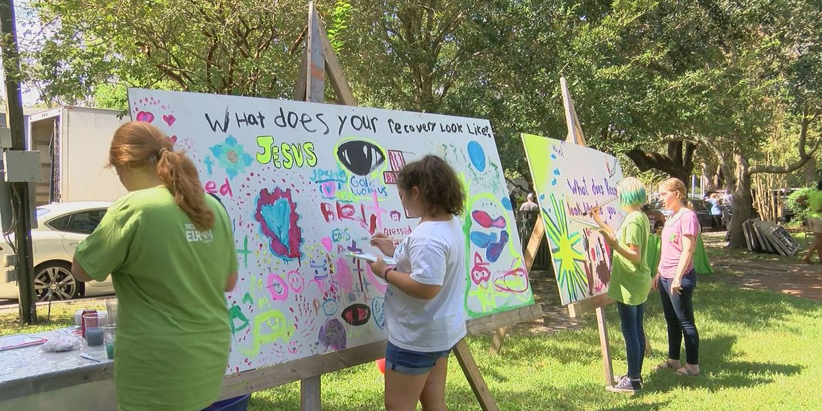 Rally for Recovery offers resources to those trying to beat addiction