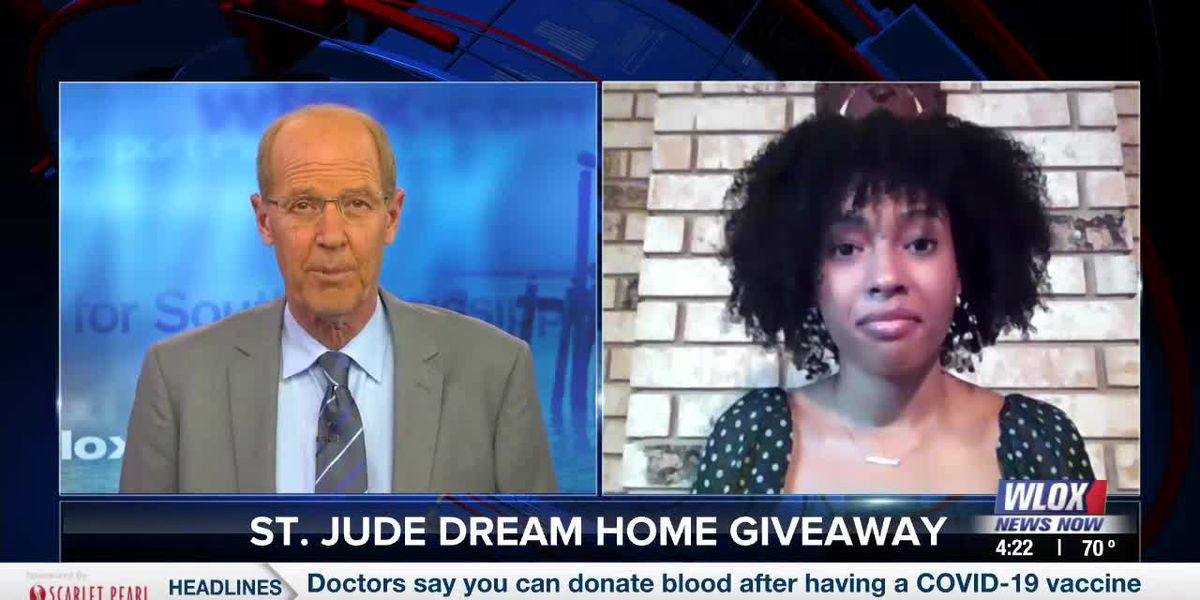 Happening April 18th: St. Jude Dream Home Giveaway
