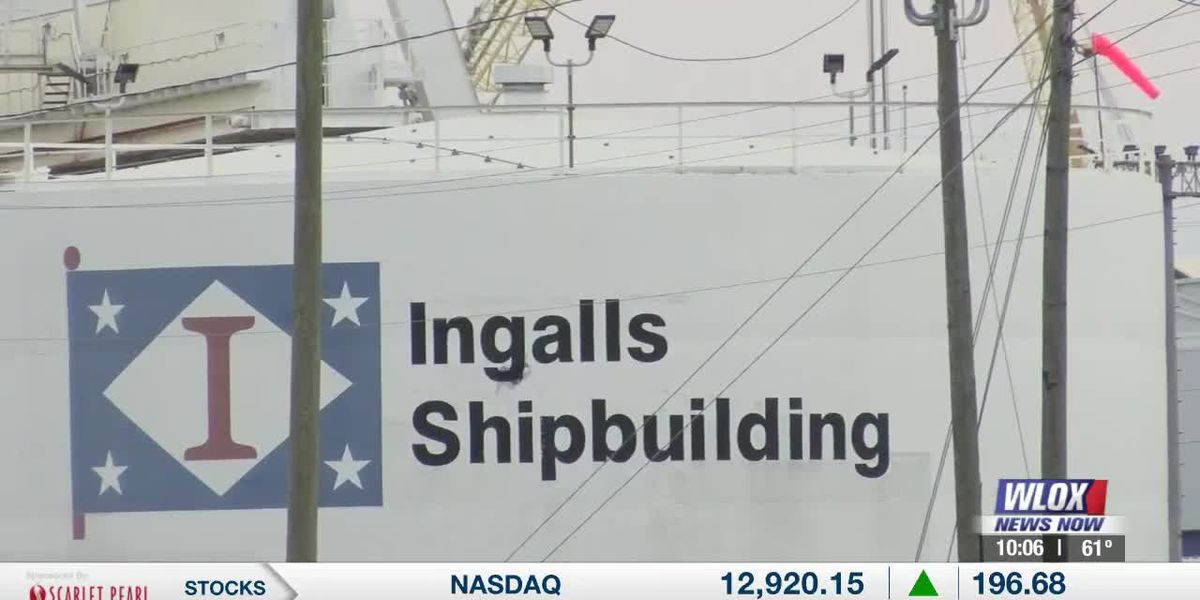 Ingalls Shipbuilding adds first female president to the company