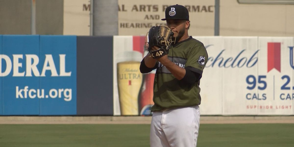 Diplan Earns First Double-A Victory As Shuckers Make it Six In A Row