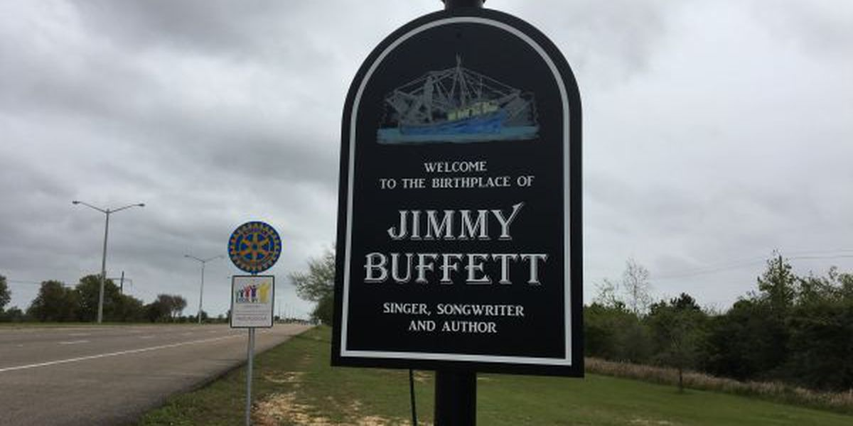 Bill to name Pascagoula beach in honor of Jimmy Buffett passes MS Senate