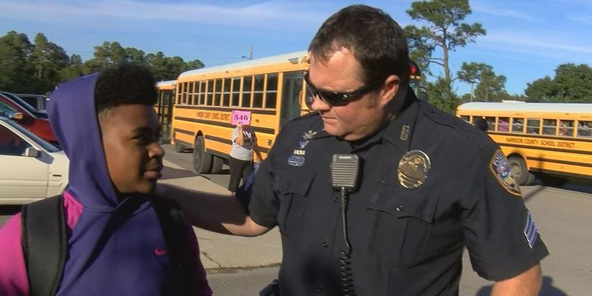 School resource officers build relationships to keep schools safe