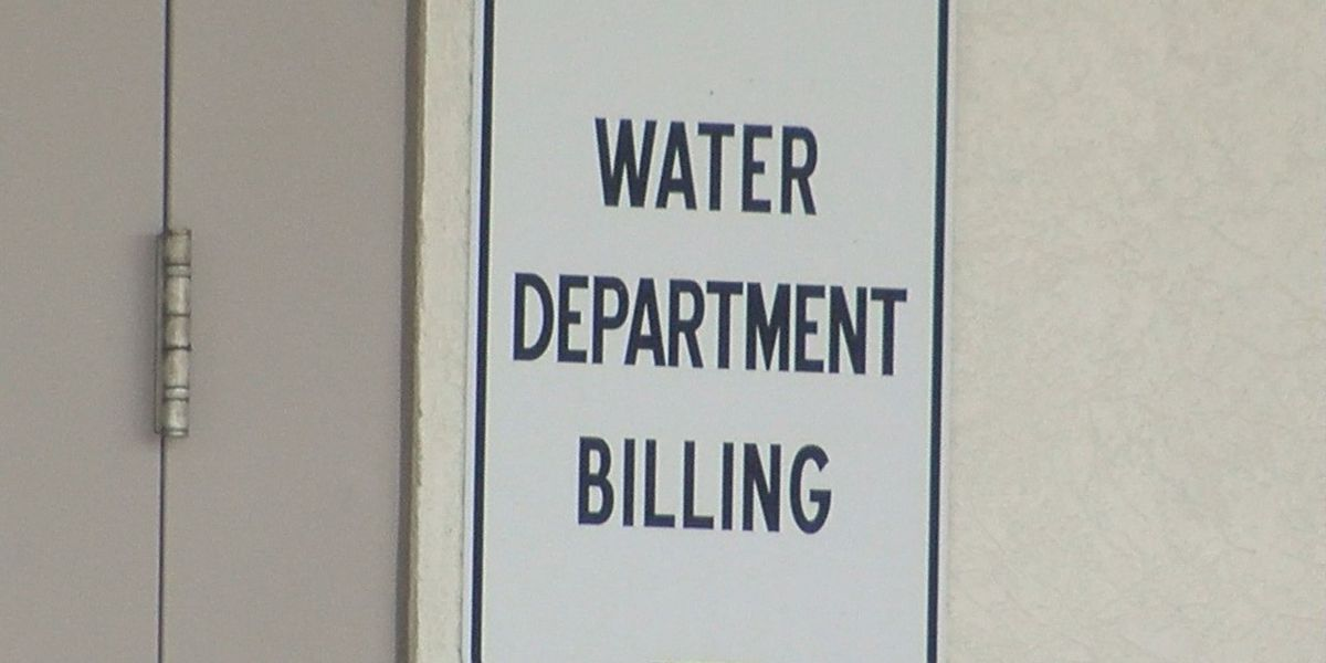 Gulfport city leaders taking steps to correct higher than normal water bills