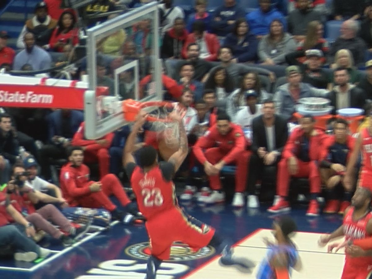 Pelicans grab huge win over Thunder, head into 3-day break