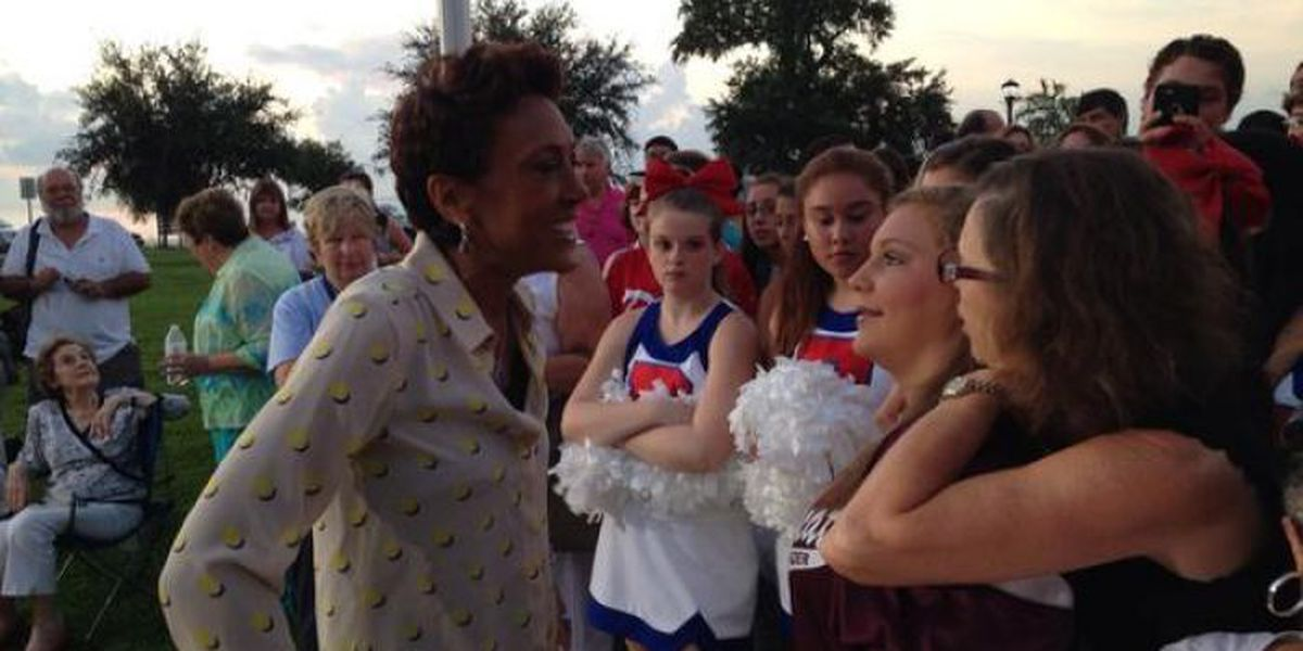 Robin Roberts defends Mississippians, but not state's new law