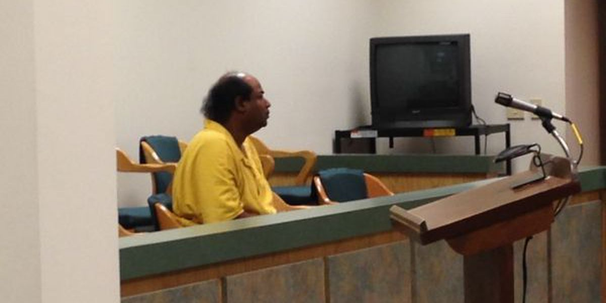An emotional end to initial court hearing for Hurley capital murder suspect