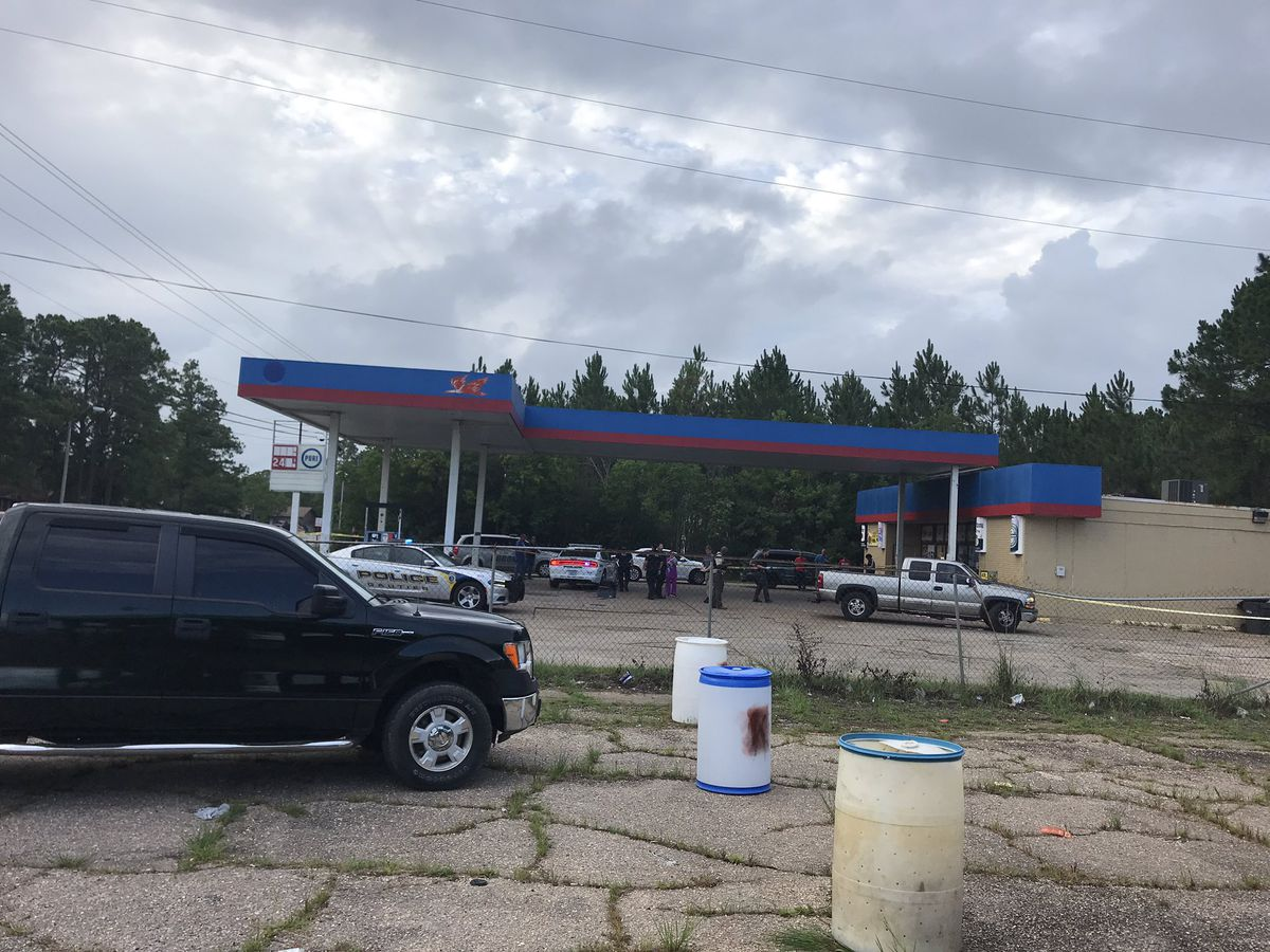 At least one person dead after shooting at Gautier gas station