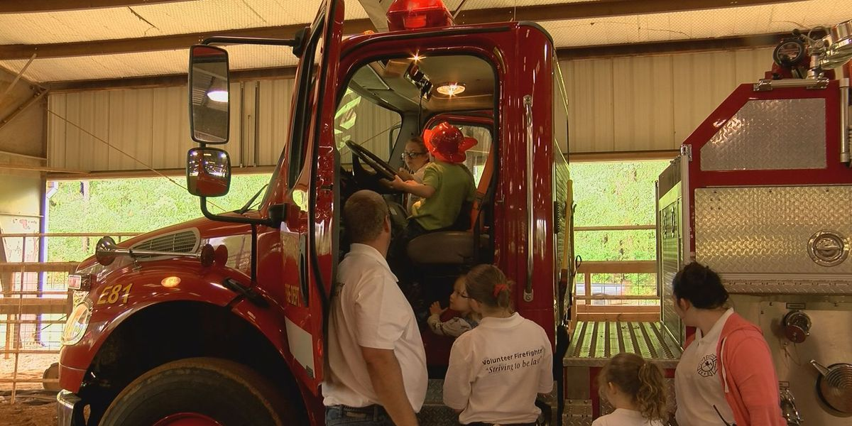 Emergency officials hold safety fair in Stone County