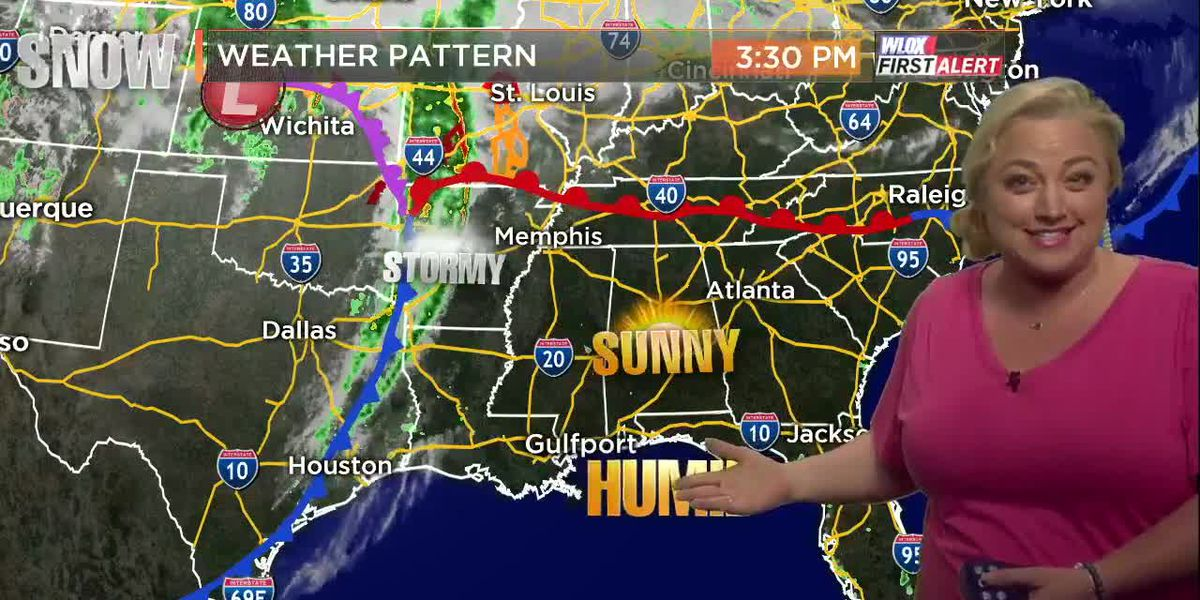 Carrie's 5 PM First Alert Forecast
